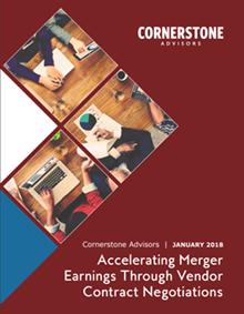 Accelerating-Merger-Earnigns-Through-Vendor-Contract-Negotiations