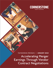 Accelerating-Merger-Earnigns-Through-Vendor-Contract-Negotiations